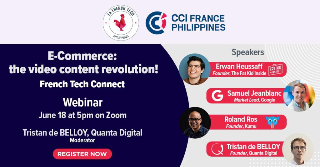 FrenchTech PH Event Webinar